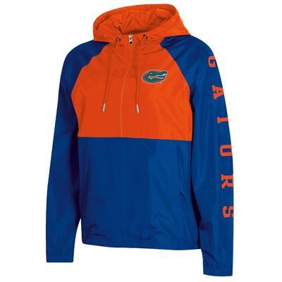 Florida Champion Women's Color Blocked Packable Jacket