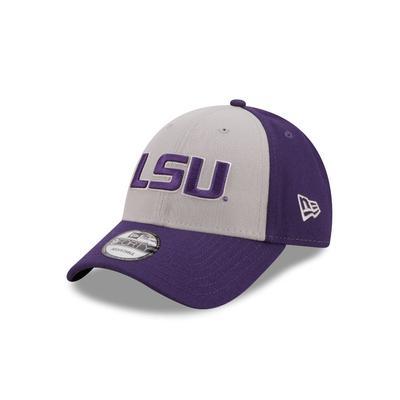 LSU New Era 940 League Adjustable Hat
