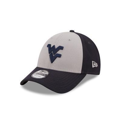 West Virginia New Era 940 League Adjustable Hat