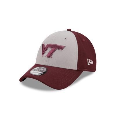 Virginia Tech New Era 940 League Adjustable Hat