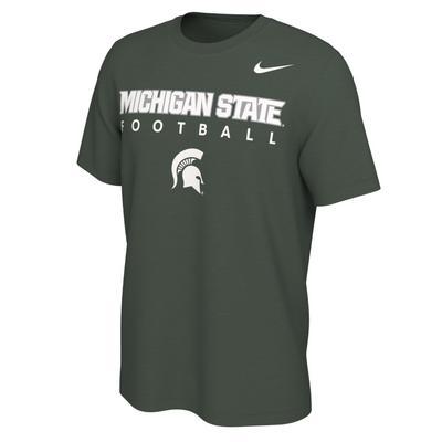 Michigan State Nike Men's Mantra Tee