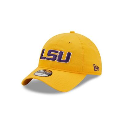 LSU New Era Core Classic 2.0 Adjustable Hat