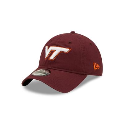 Virginia Tech New Era Core Classic 2.0 Adjustable Hat
