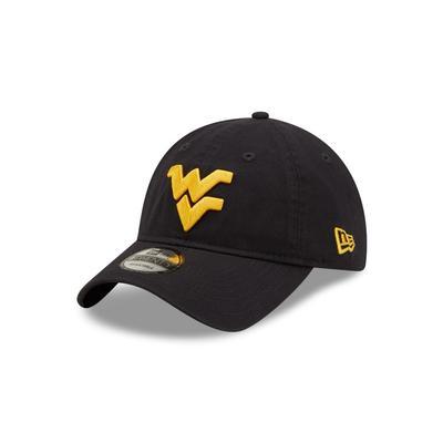 West Virginia New Era Core Classic 2.0 Adjustable Hat