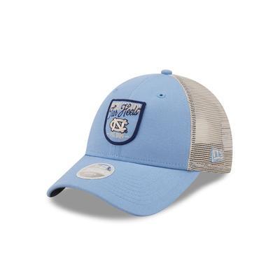 UNC New Era Women's Retro State Patch Trucker Hat