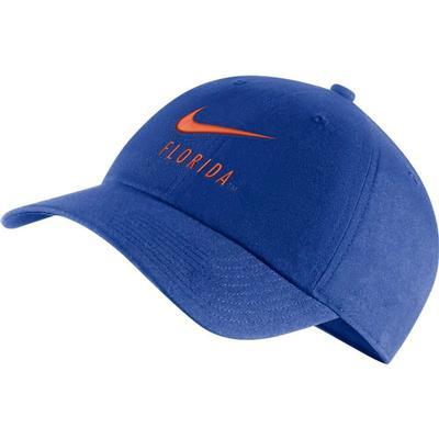 Florida Nike H86 Swoosh Adjustable Hat