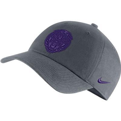 LSU Nike H86 Tiger Logo Adjustable Hat
