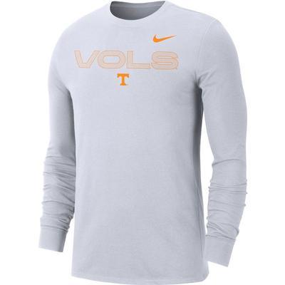 Tennessee Nike Men's Team Issue Long Sleeve Tee