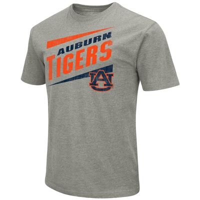 Auburn Colosseum Diagonal Team Logo Short Sleeve Tee