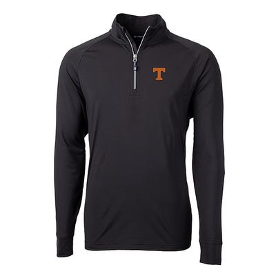Tennessee Cutter And Buck Adapt Eco Knit 1/4 Zip Pullover