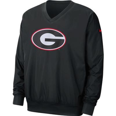 Georgia Nike Men's Stadium Windbreaker