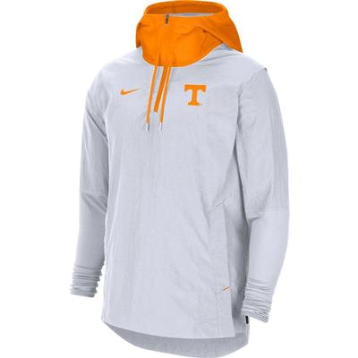 Tennessee Nike Men's Lightweight Players Pullover