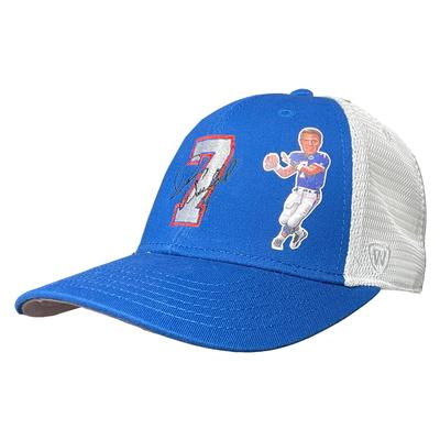 Danny Wuerffel Ring Of Honor TOW Adjustable Trucker Hat