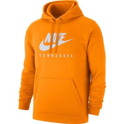 Tennessee Nike Club Fleece Hoodie