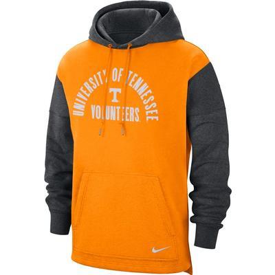 Tennessee Nike Men's Colorblock Hoodie