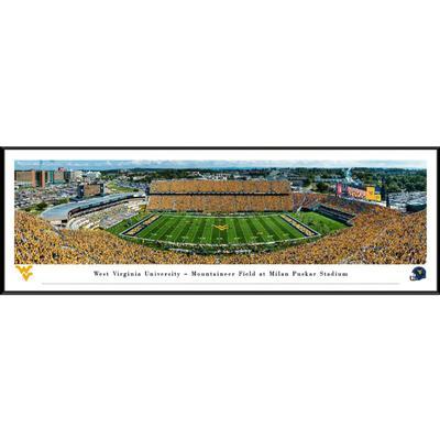 Milan Puskar Stadium Panorama Framed Print