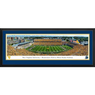Milan Puskar Stadium Panorama Deluxe Framed Print