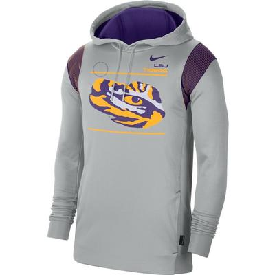 LSU Nike Men's Therma Hoodie