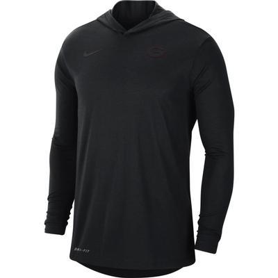 Georgia Nike Men's Pinnacle Hoodie