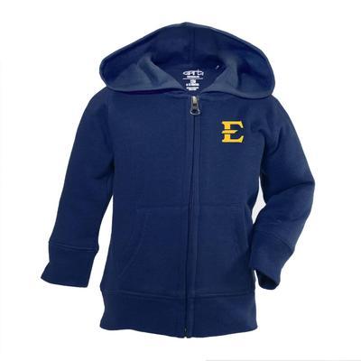 ETSU Garb Infant Henry Full Zip Hoodie