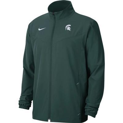 Michigan State Nike Men's Travel Jacket