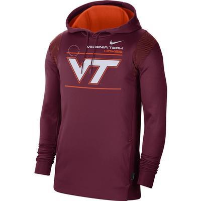 Virginia Tech Nike Men's Therma Hoodie