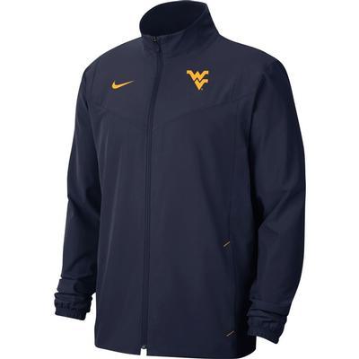 West Virginia Nike Men's Travel Jacket