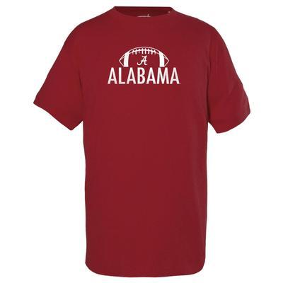Alabama Garb YOUTH Football Tee