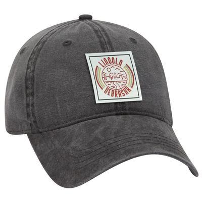 Uscape Lincoln Vintage Wash Adjustable Hat