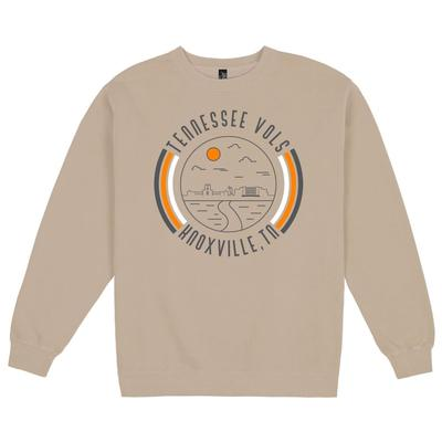 Tennessee Uscape Pigment Dyed Crew