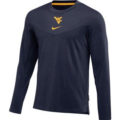 West Virginia Nike Men's Dry Crew