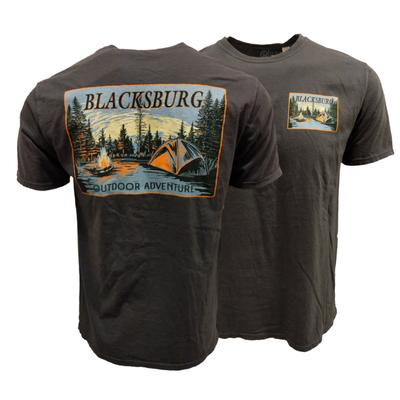 Blacksburg Maintain Camp T-Shirt