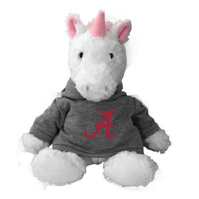 Alabama 13 InchCuddle Buddie Plush Unicorn