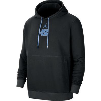 UNC Jordan Brand Fleece Practice Hoodie