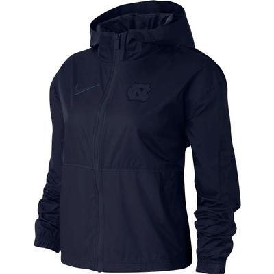 UNC Nike Women's Windrunner Jacket