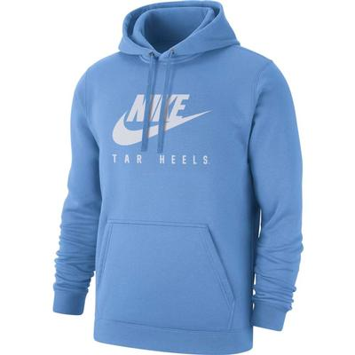 UNC Nike Club Fleece Hoodie