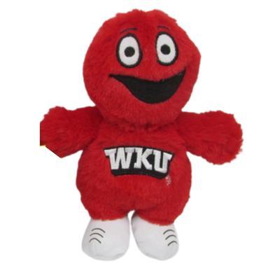 Western Kentucky Big Red Plush
