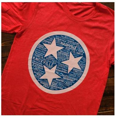 Tristar Adventures Destinations Short Sleeve T-Shirt