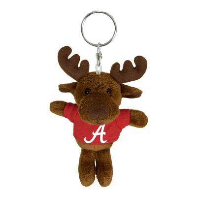 Alabama Moose Plush 4.5