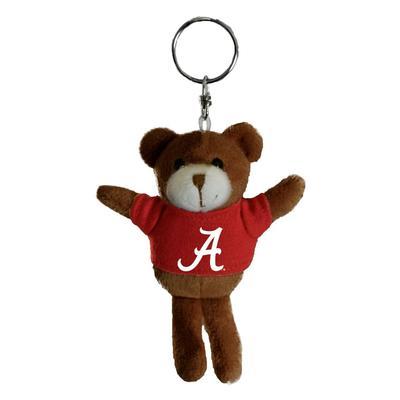 Alabama Bear Plush 4.5