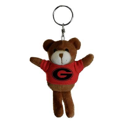 Georgia Bear Plush 4.5