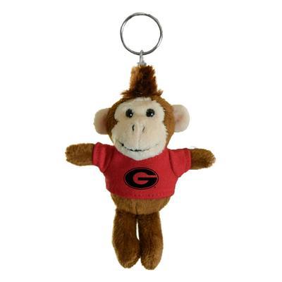 Georgia Monkey Plush 4.5