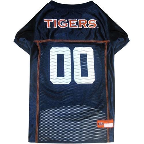 Auburn Pet Mesh Football Jersey