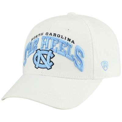 UNC Top of the World Whiz Adjustable Hat