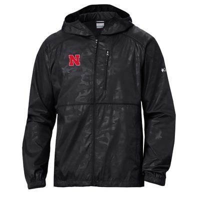 Nebraska Columbia Camo Flash Forward Jacket