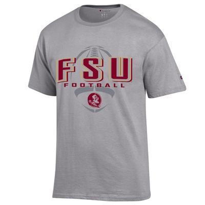Florida State Champion Men's Wordmark Football Tee
