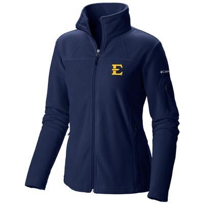 ETSU Columbia Women's Give and Go Full Zip Jacket