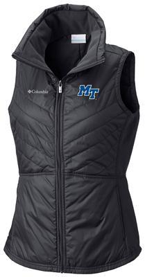 MTSU Columbia Women's Mix It Around Vest