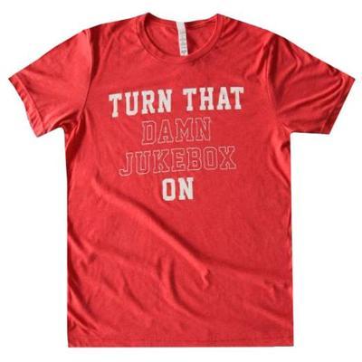 Turn That Jukebox On Short Sleeve Tee