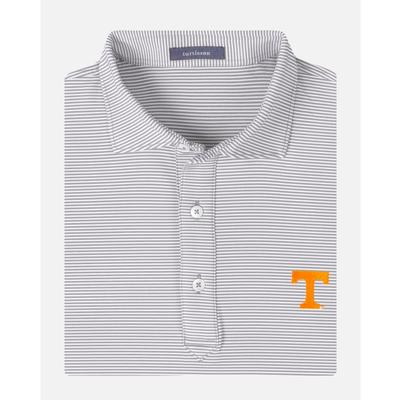 Tennessee Turtleson Carter Stripe Performance Polo